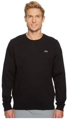 Lacoste Sport Crew Neck Fleece Sweatshirt Men's Sweatshirt