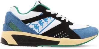 Kappa Mesh & Suede Running Sneakers