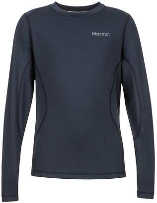 Marmot Girl's Midweight Meghan Crew Neck Shirt