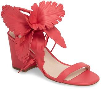 Cecelia New York Hibiscus Sandal