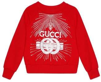 Gucci Children's print sweatshirt