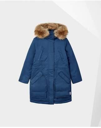 Hunter Womens Original Insulated Parka Jacket