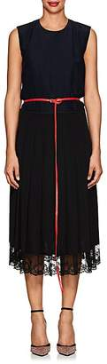 Marc Jacobs Women's Silk Belted Dress
