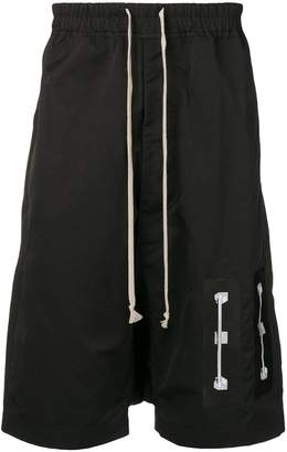 Rick Owens long shorts