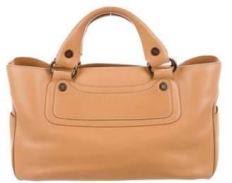 5060911a61d Celine Tan Leather Handbags - ShopStyle
