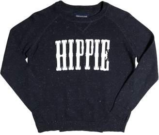 Zadig & Voltaire Zadig&voltaire Hippie Cotton & Lurex Blend Sweater