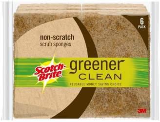 Scotch-Brite® Greener Clean Scrub Sponge