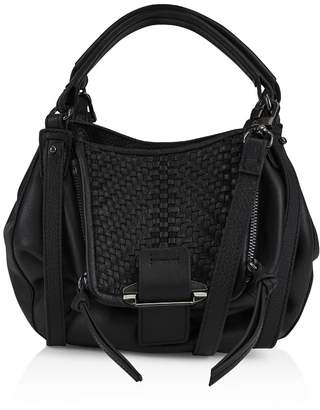 Kooba Jonnie Mini Leather Crossbody