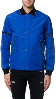 Christian Dior Technical Fabric Bomber Jacket