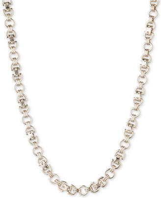 DKNY D-Link Collar Necklace, Created for Macy's