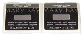 Mary Kay Mineral Eye Color / Shadow ~ Espresso ~ Lot of 2 by Voronajj