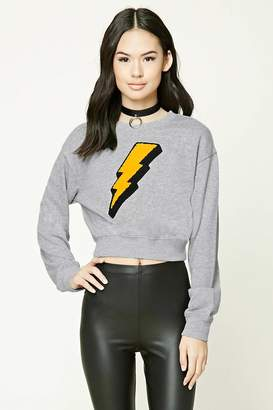 5d7c76ec527 Forever 21 Grey Sweats   Hoodies For Women - ShopStyle Canada