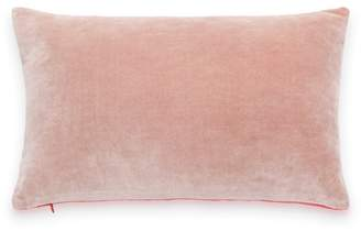 Kate Spade Reversible Velvet & Linen Accent Pillow