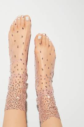 Lirikas By Lirika Cascading Shimmer Anklet