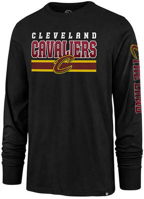 '47 Men Cleveland Cavaliers Level Up Super Rival Long Sleeve T-Shirt