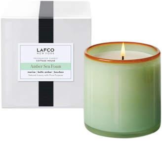 Lafco Inc. 15.5Oz Cottage House Amber Sea Foam Signature Scented Candle