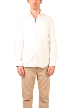 Blue & Cream Blue&Cream White Oxford Shirt