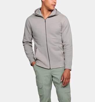 Under Armour Men's UA Microthread Fleece Full Zip Hoodie