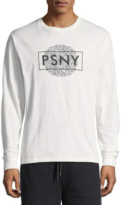 Public School Mobley Graphic Long-Sleeve Shirt
