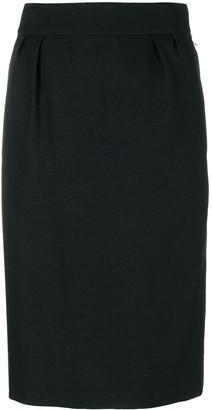 Hermes Pre-Owned pencil skirt