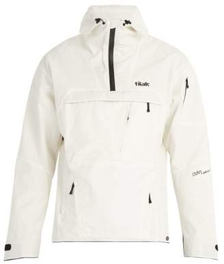 Tilak - Odin Hooded Windbreaker Jacket - Mens - White