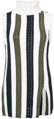 Derek Lam 10 Crosby Sleeveless Turtleneck