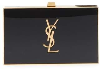 Monogram Tuxedo Box Clutch