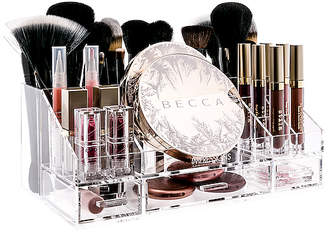 Impressions Vanity Brush and Makeup Organizer Tray