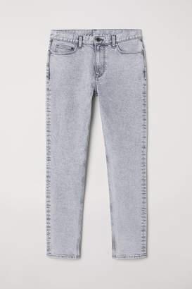 H&M Slim Jeans - Gray