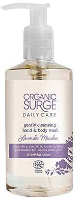 Organic Surge Lavender Meadow Hand and Body Wash, 250 ml
