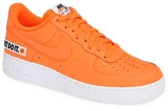 Nike Force 1 '07 LV8 Just Do It Sneaker