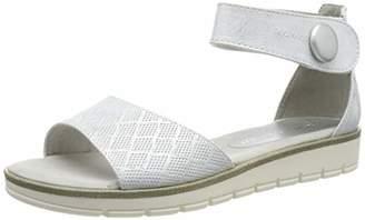 Marco Tozzi Women's 2-2-28118-22 Ankle Strap Sandals