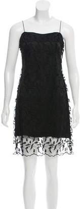 Paule Ka Sleeveless Silk Dress w/ Tags