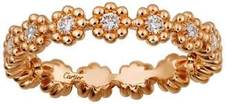 Cartier Pink Gold Cactus de Wedding Band