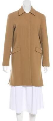 Miu Miu Knee-Length Wool Coat