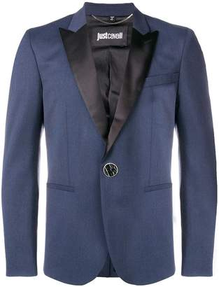 Just Cavalli classic fitted blazer