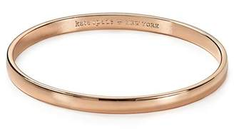 Kate Spade Stop And Smell The Roses Idiom Bangle