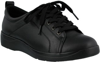 Spring Step Lace-Up Professional Shoes - Wiress
