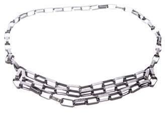 Dolce & Gabbana Chain-Link Waist Belt