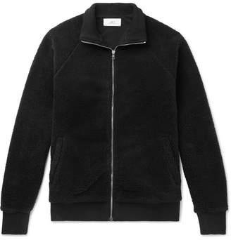 Mr P. Fleece Zip-Up Sweatshirt