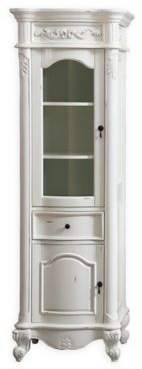 Avanity Provence 24-Inch Linen Tower