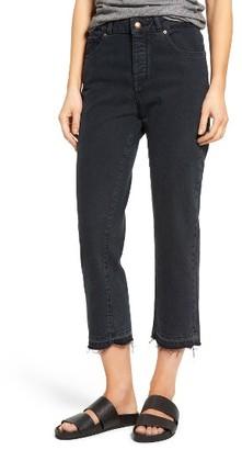 Women's Dl1961 Patti High Rise Straight Leg Jeans $198 thestylecure.com