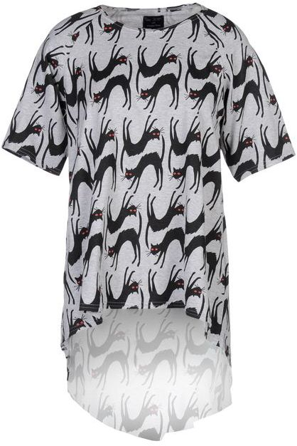 Peter Jensen WITH PEOPLE TREE Short sleeve t-shirt