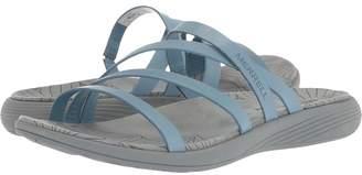 Merrell Duskair Seaway Slide Leather Women's Shoes