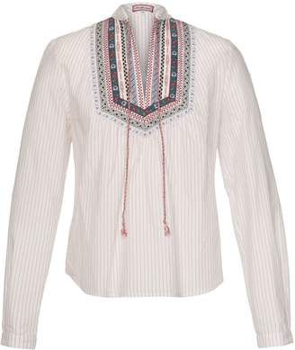 Lena Hoschek Batthyány Blouse Red Stripes