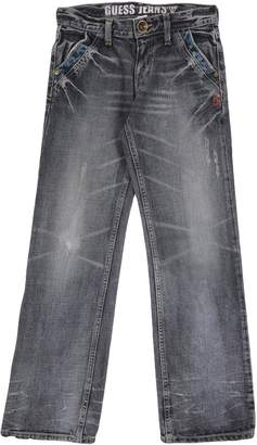 GUESS Denim pants - Item 42564230MV
