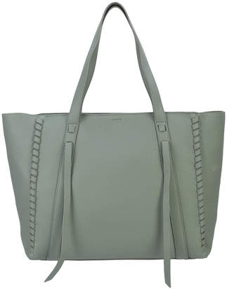AllSaints large shopping tote