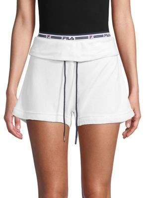 Fila Logo Drawstring Shorts