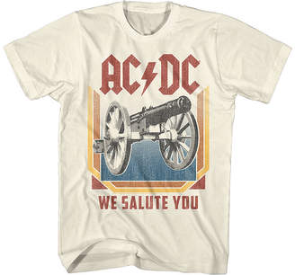 Novelty T-Shirts ACDC Graphic Tee