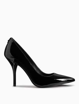Calvin Klein melania patent leather pump
